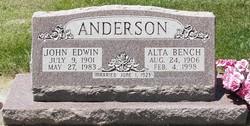 Alta <i>Bench</i> Anderson