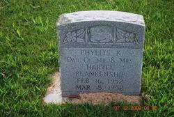 Phyllis Kay Blankenship