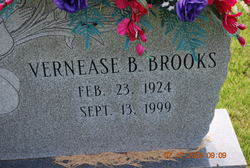 Vernease <i>Blankenship</i> Brooks