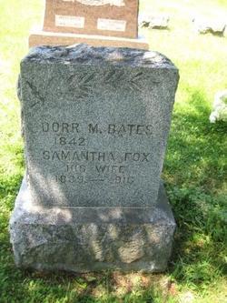 Samantha <i>Fox</i> Bates