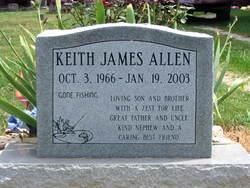 Keith James Allen