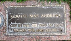 ReJoyce Mae <i>Todd</i> Andrews