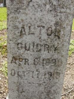 Alton Guidry