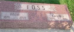 Edward Charles Foss