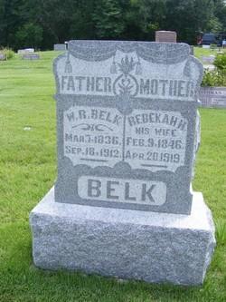 Rebekah Hannah <i>White</i> Belk