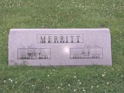 Ida Jane <i>Cox</i> Merritt