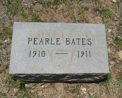 Pearle Bates