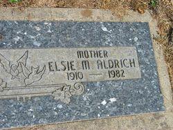 Elsie M. Aldrich