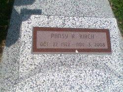 Pansy R. Kirch