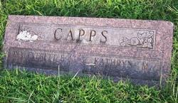 Rev Everett Elonzo Jack Capps