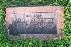 Paul Everett Capps