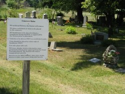 Grant Center Cemetery #2