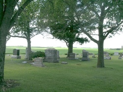 Highwater Lutheran Church Cemetery