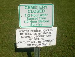 Kelleys Island Cemetery