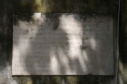English Cimitero