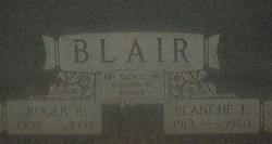 Roger B Blair