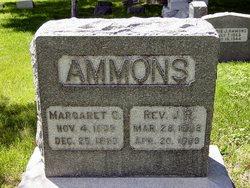 Margaret Caroline <i>Brendle</i> Ammons
