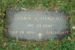 John Joseph Harding