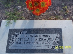 Stella Irene <i>Wilcock</i> Kirkwood