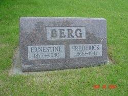 Ernestine <i>Yager</i> Berg