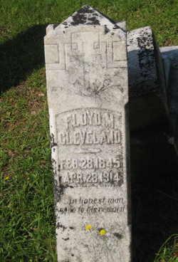 Floyd M. Cleveland