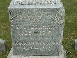 S J Eckman