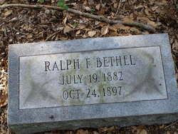 Ralph F. Bethel