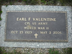 Earl F. Valentine