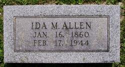 Ida May <i>King</i> Allen