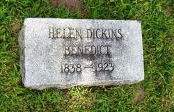 Helen <i>Dickens</i> Benedict