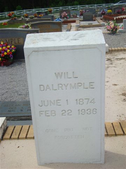 Will Dalrymple