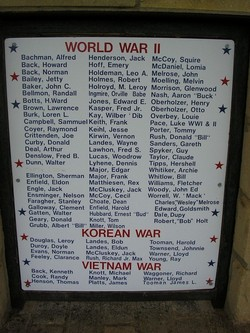 Memorial World War II