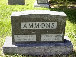 Elizabeth <i>Fleming</i> Ammons