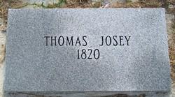 Thomas R Josey