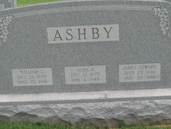 Alma Ann <i>Murray</i> Ashby