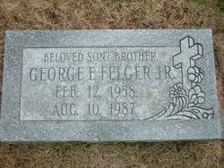 George Edward Felger, Jr
