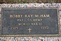 Bobby Ray McHAM
