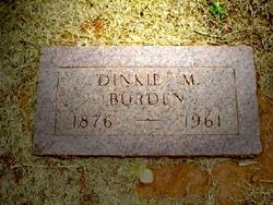 Denkia Matilda Dink <i>Yates</i> Burden