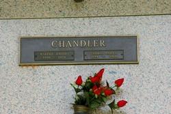 Martha <i>Rhodes</i> Chandler