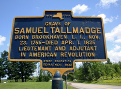 Samuel Tallmadge