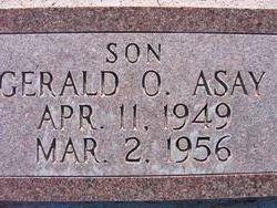 Gerald Orvin Asay