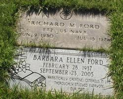 Barbara Ellen Ford