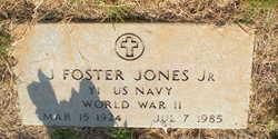James Foster Jones, Jr