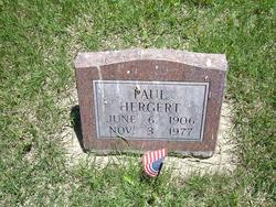 Paul Hergert