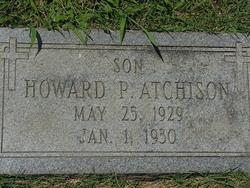 Howard P Atchinson
