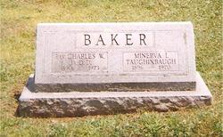 Rev Charles W Baker, Jr