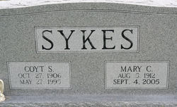 Coyt S Sykes