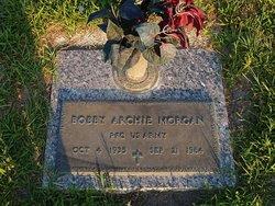 Bobby Archie Morgan