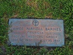 James Parnell Barnes