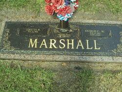 Charles P Marshall, Jr